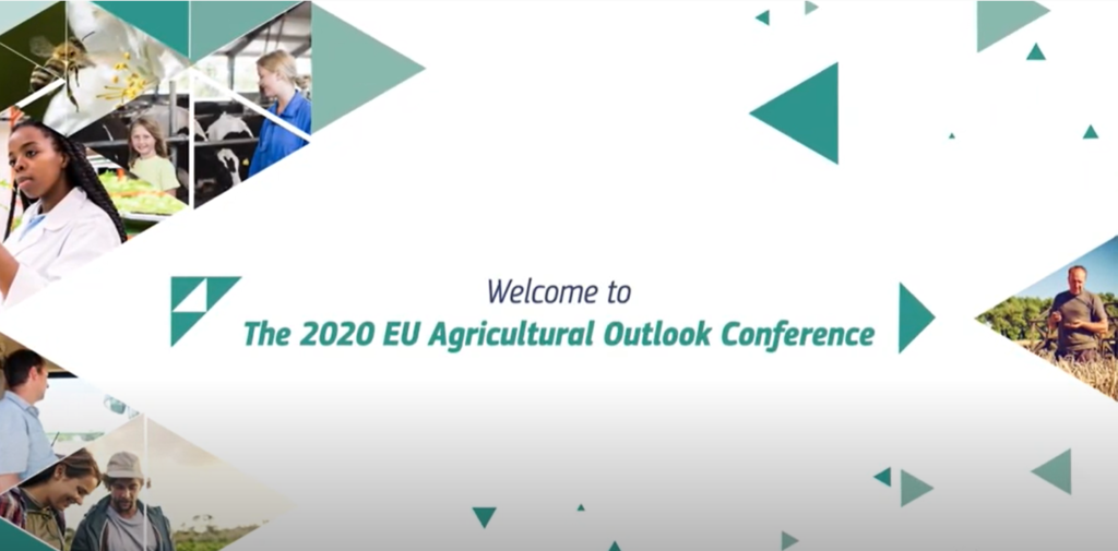 Wrap up video of the 2020 EU Agricultural Outlook Conference