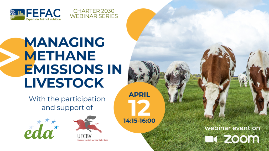 Full Recording available from webinar on Managing Methane Emissions in Livestock Farming