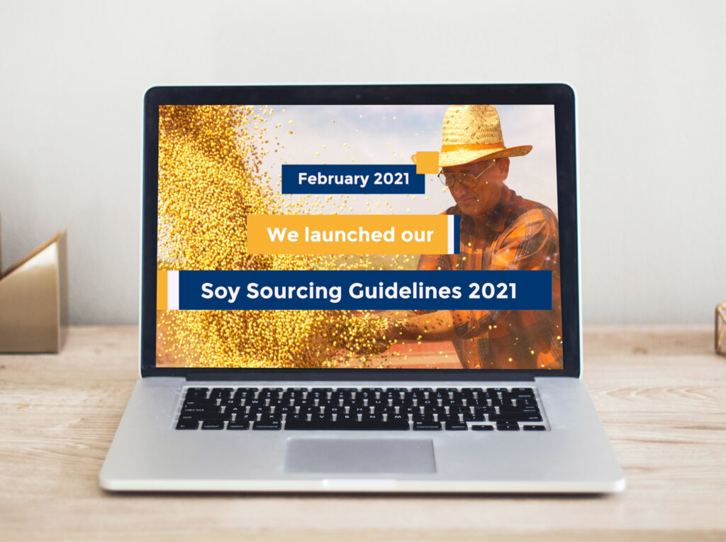 #SoySourcingGuidelines2021 Highlights Video